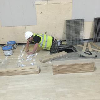 independent contract flooring